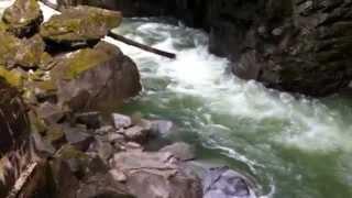 Othello Tunnels,  Coquihalla River, Hope British Columbia