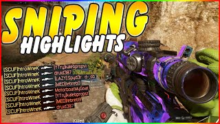"""""""CRAZY SNIPING HIGHLIGHTS"""" Black Ops 3"""