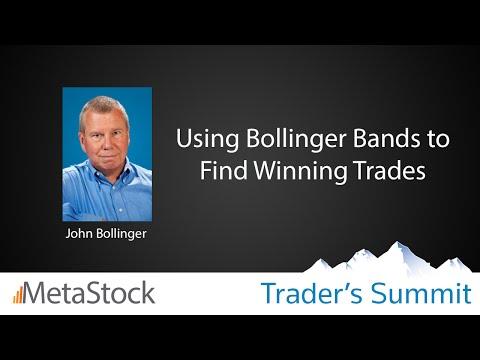 Using Bollinger Bands to find Winning Trades - John Bollinger