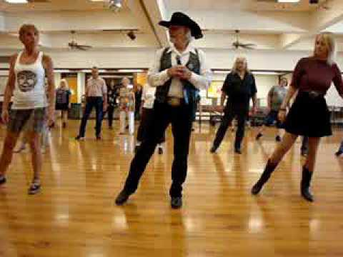 Footloose  Line Dance  Walkthrough