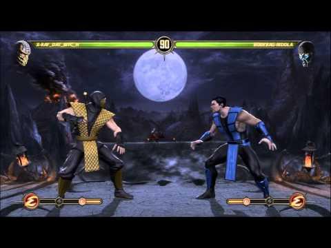 Mortal Kombat 9 (2011) Mugen Screen Pack v2 - Simultane ...