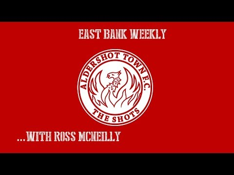 East Bank Weekly #7: Ross McNeilly