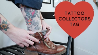 i made a thing tattoo collectors tag