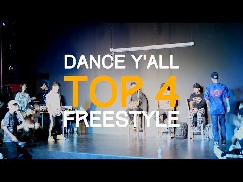 DANCE Y'ALL VOL.5 - TOP 4 Freestyle 1vs1 - Huy Khỉ vs Tune