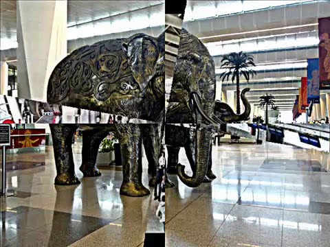 TOP 5 BEST AIRPORT IN INDIA