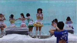 20170211 さっぽろ雪まつり 毎日新聞氷の広場 北海道ご当地アイドル フ...