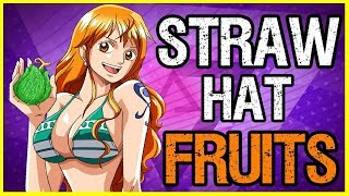 Straw Hat Devil Fruits, What If The Whole Crew Had Powers? - One Piece Theory