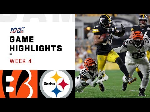 Sports Wrap with Ron Potesta - Steelers Breeze Past Bengals