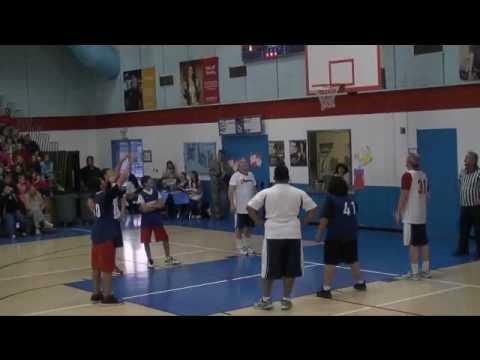 Rafer Johnson Junior High School  Basketball Fund Raiser Highlights Kingsburg