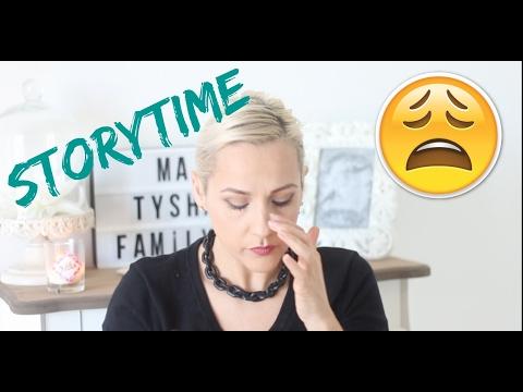 accouchement la mort me tourne autour!!! un accouchement terrible 😥 storytime
