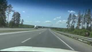 Студия БЫВЯАН - Трасса М5. Кузнецк - Пенза(Фильм из цикла