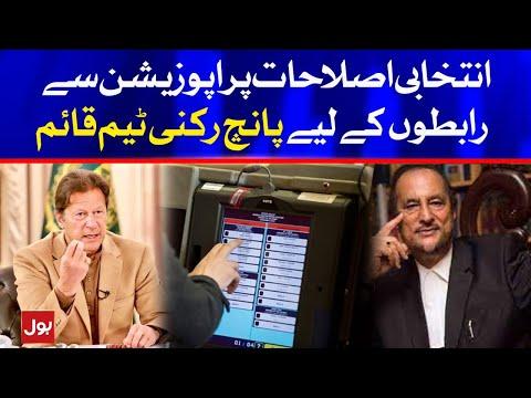 Electoral Reforms in Pakistan