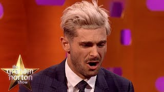 Zac Efron On How He Ruined His First TV Kiss  The Graham Norton Show