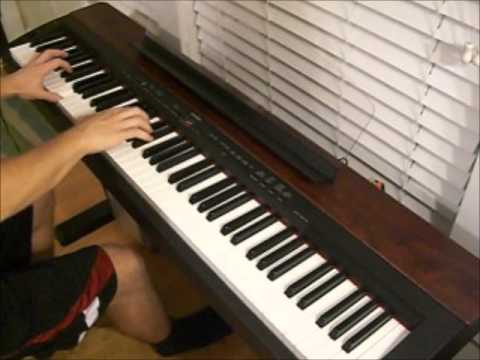 Andrew Lloyd Weber - Music of the Night (Piano Cover by Nick Ohlrogge on Yamaha P155)