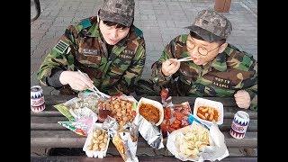 미필들은 모르는 군대음식 베스트