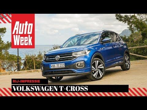 Volkswagen T-Cross - AutoWeek Review - English subtitles