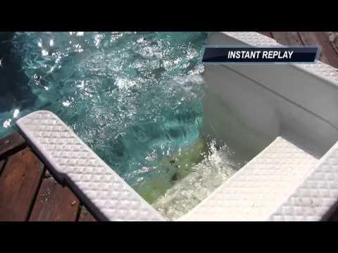 my backyard wave pool youtube
