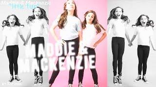 """Maddie & Mackenzie Ziegler  """"Keep your body shaking"""""""