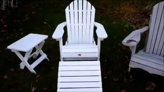 ─►best Adirondack Chair-classic Synthetic Wood Adirondack Chair That Will Last For Years.