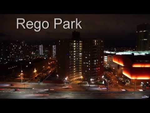 A Quick drive thru Rego Park, Queens NYC