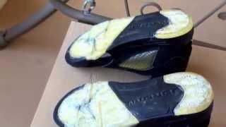jordan 5 black metallic restore updates and how to tips soles air bubble netting betoskickz