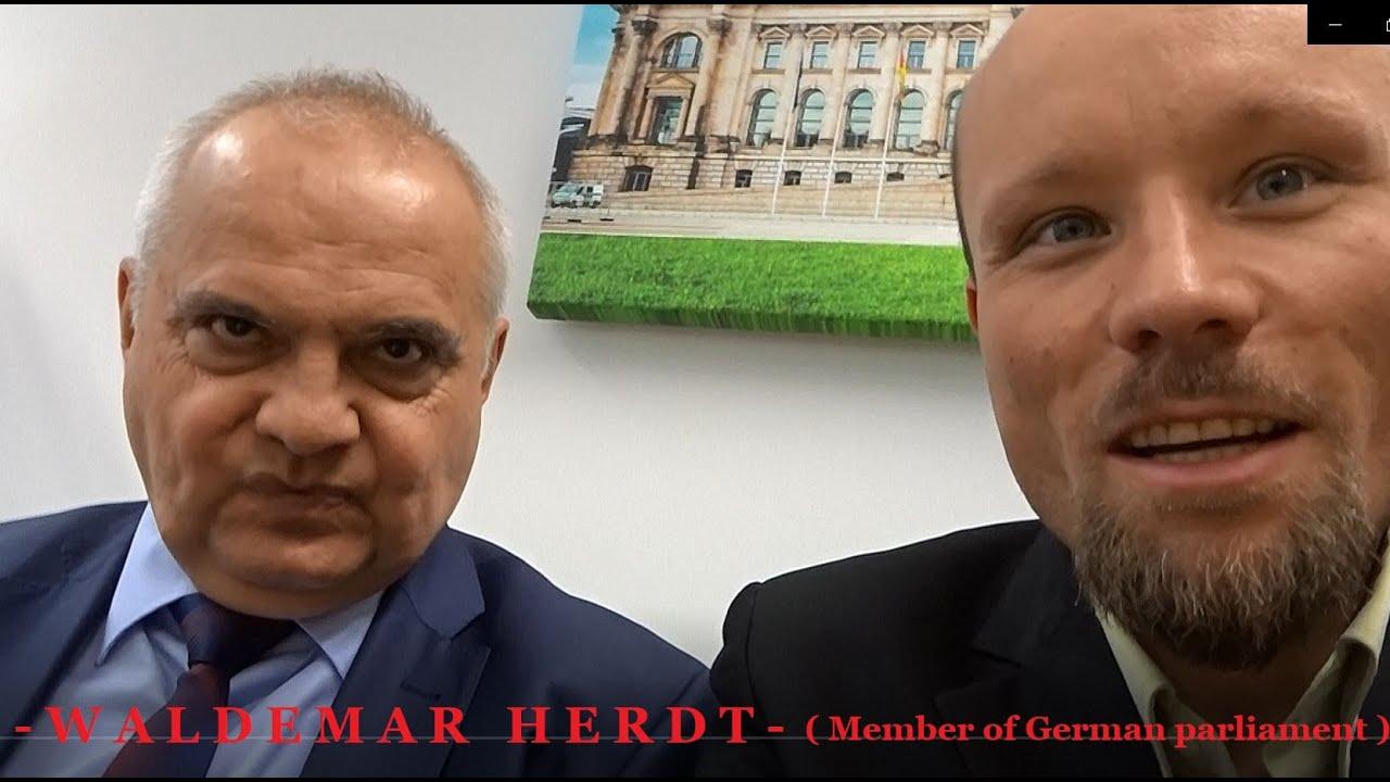 "Bundestags-Insider: Trump verhinderte ""Regime Change"" in Weißrussland - ( D., ENG. )"