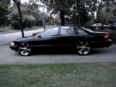 Niederlande Infos Pictures Of Impala On 24s