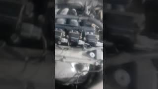 Работа двигателя 4G64 после ремонта ТНВД