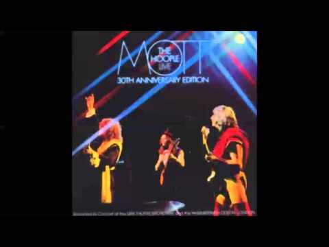 Mott The Hoople Live (30th Anniversary) Disc 1 Broadway (HQ Audio Only)