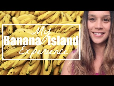 My Banana Island Experience