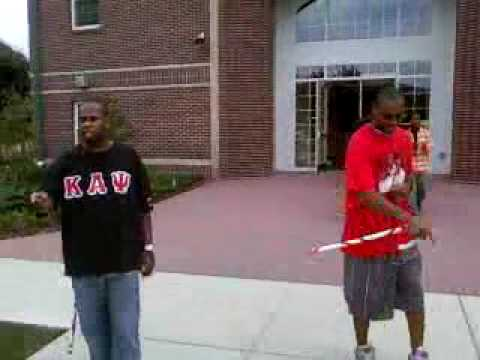 AZ NUPE Twirling @ Freshman move in