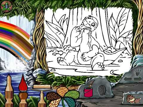 - The Land Before Time Activity Center - YouTube