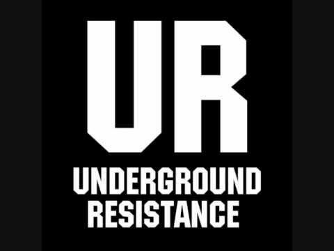 Underground Resistance - Acid Africa