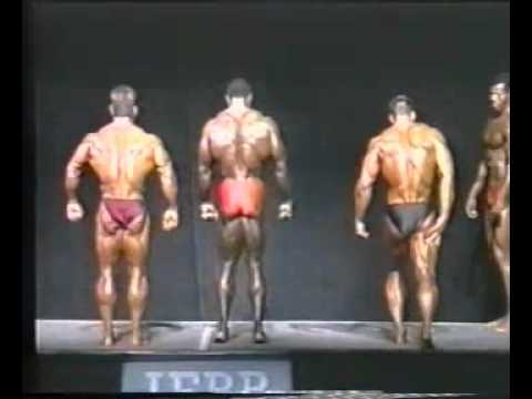 1988 Mr. Olympia – Lee Haney
