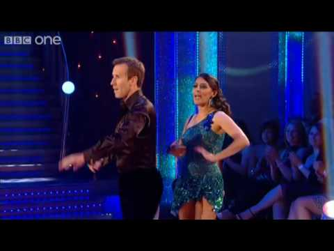 Strictly Come Dancing 2009 - S7 - Week 2 - Show 2 - Laila Rouass - Cha Cha - BBC One