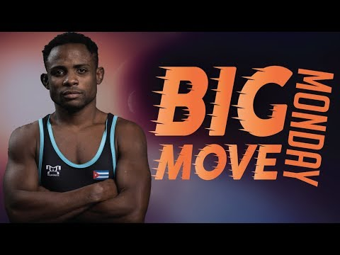 Big Move Monday -- BONNE RODRIGUEZ Y. (CUB) -- 2018 Senior World C'ships