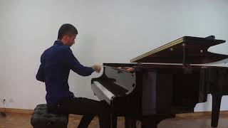 Tempestad (Pasillo) Composition and performed by Daniel Vega.