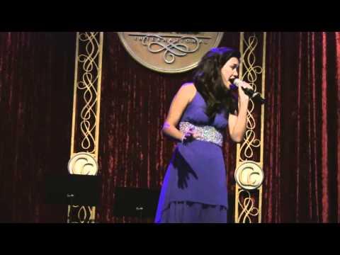 Queenie Navarro Performs at 2012 Kundirana Concert Gala and International Noble Awards
