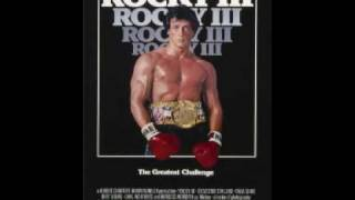 Rocky III Soundtrack - Decision