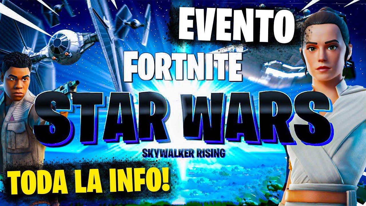 A Qué Hora Es El Evento De Fortnite Toda La Info Star Wars Paquete De Leyendas Polares Youtube