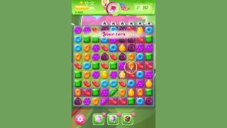 Candy Crush Jelly - Level 95 - Nivel 95 - no boosters