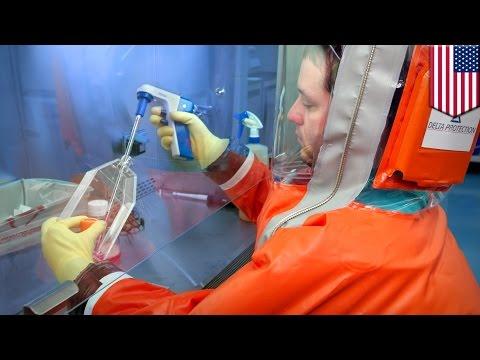 CDC Ebola: Lab error may have exposed Atlanta technician to Ebola