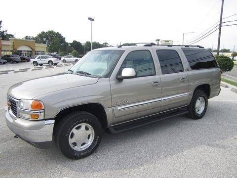 SOLD 2003 GMC Yukon XL SLT 2WD Clean Meticulous Motors Inc Florida For Sale