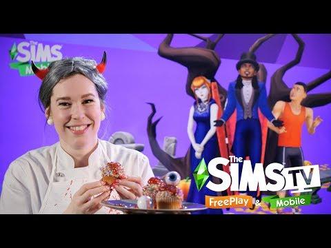 Les Sims Mobile - Maj Halloween