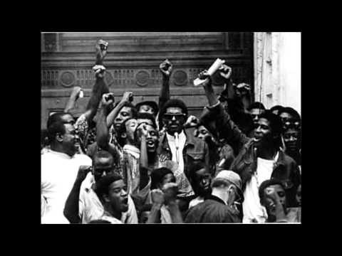 H Rap Brown (Imam Jamil Al Amin) over Erykah Badu My People