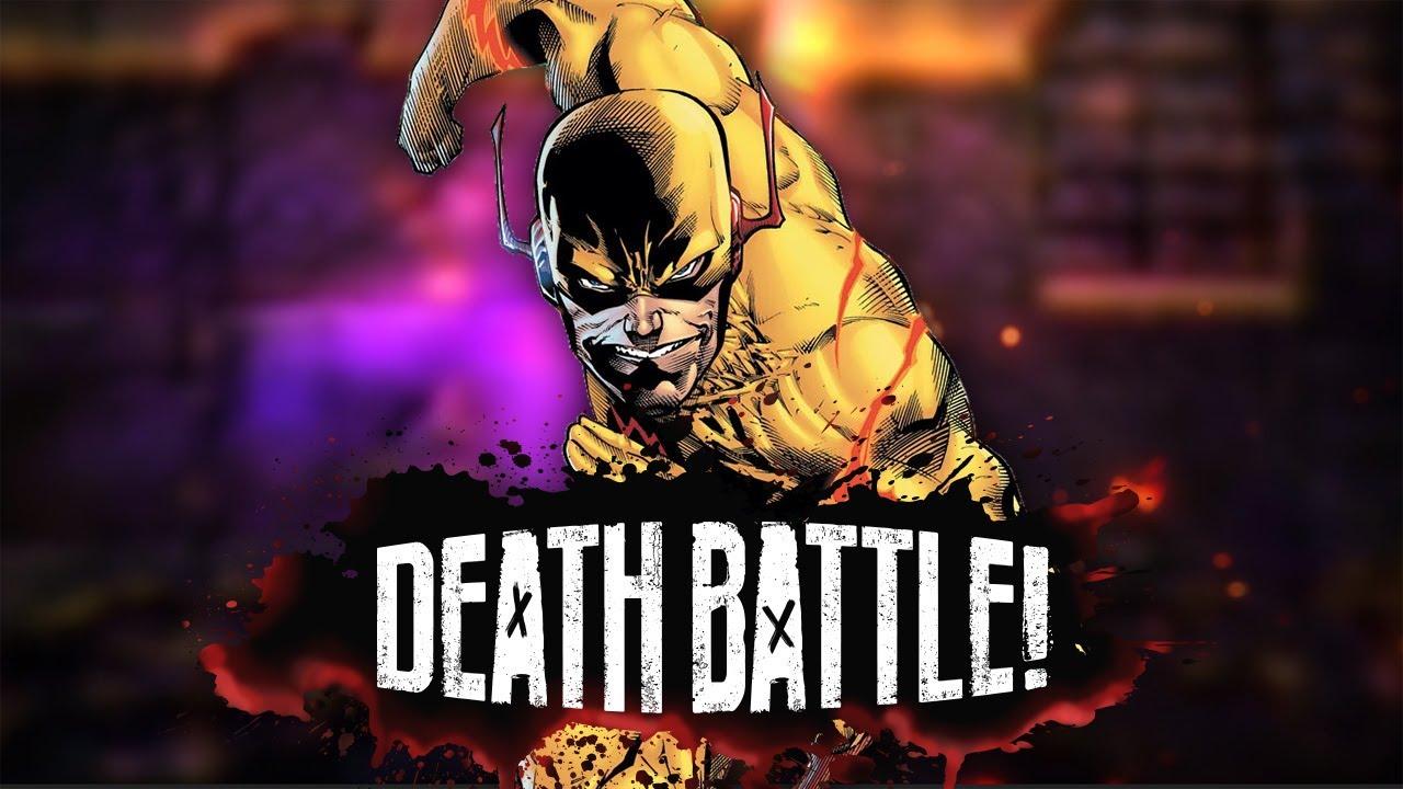 Download Reverse-Flash Zooms into DEATH BATTLE!