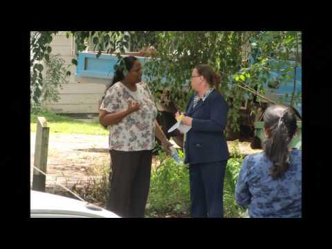 Recuerdos del curso de español del Cepex en Surinam