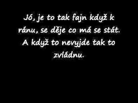 Pavel Callta - NAŠTĚSTÍ [ TEXT ]