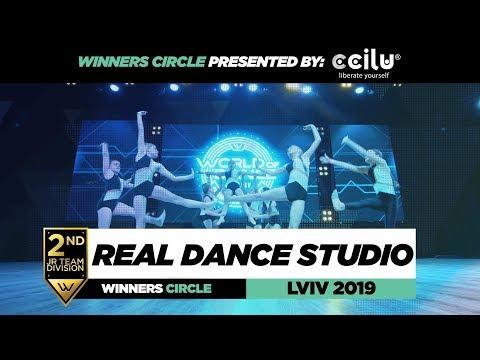 Real Dance Studio | 2nd Place Jr Team | World Of Dance Lviv Qualifier 2019 | #WODUA19