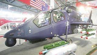 挑戰新聞軍事精華版--中國研製隱身直升機 ,預計2020年交付使用
